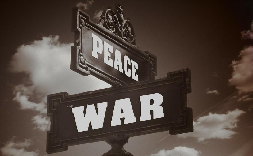 Krieg und Frieden – IS und Israel – ganzheitlich betrachtet