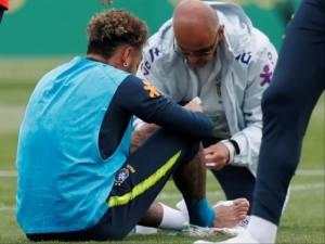 Rodrigues geneest Neymar op miraculeuze wijze.