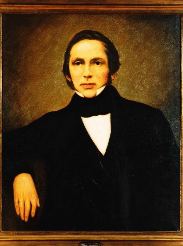 Friedrich Engels sen. (1796-1860)