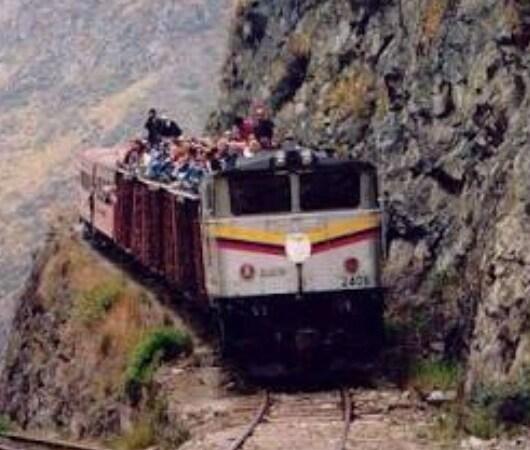Sud America 2015/16 – Giorno #10 – Ecuador – Che smacco per un figlio di ferroviere