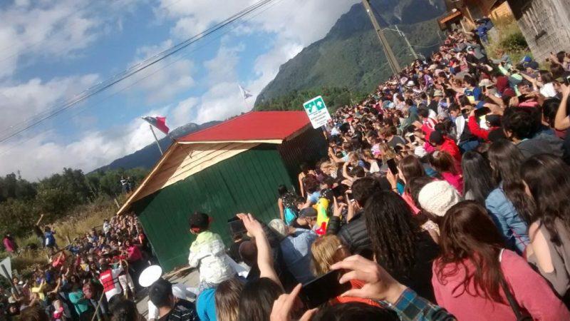 Patagonia 2017 – giorno #8/9 – Cile – Festa costumbrista del pesce fritto senza pesce fritto