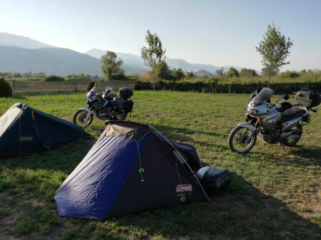 Balcani 2017 - Giorno #2 - Albania/Macedonia - Il know how