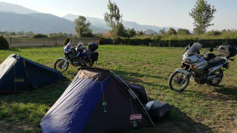 Balcani 2017 – Giorno #2 – Albania/Macedonia – Il know how