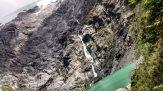 Laguna glaciale del Bosque Encantado