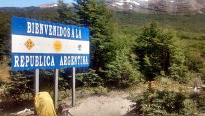 Bienvenidos a Argentina!