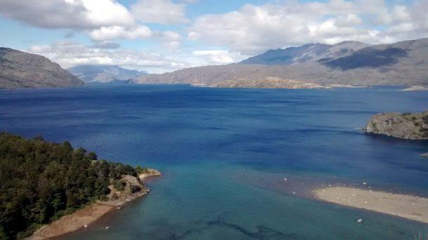 Reserva Tamango: vedute del lago