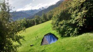 Camping Ventisquero