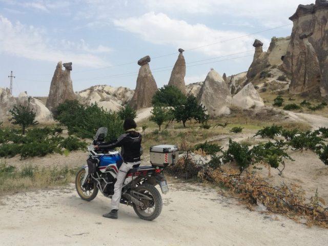 Grecia/Turchia 2019 - Giorno #7/8 - Cappadocia: l'amore vero, quello con la C maiuscola
