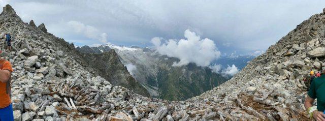 Traversata Imperiale Alpi - giorno #9/10 - Appesi e sospesi