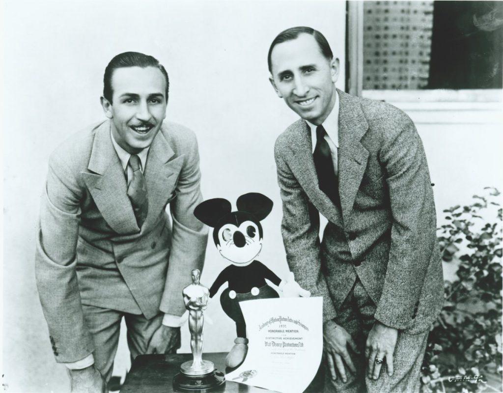 Walt e Roy Disney