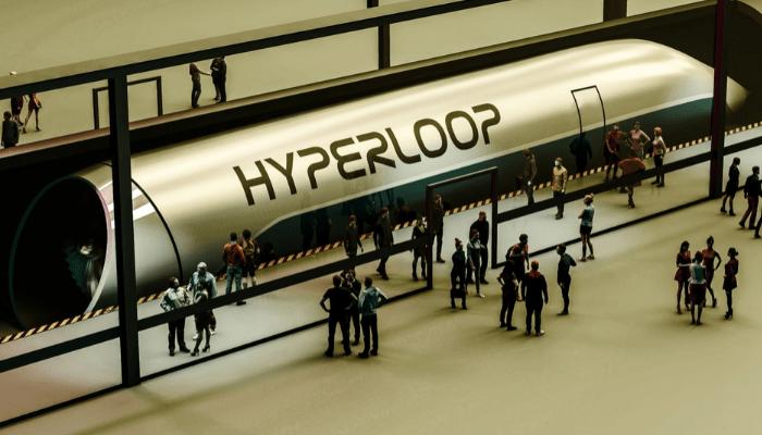 Progetto hyperloop