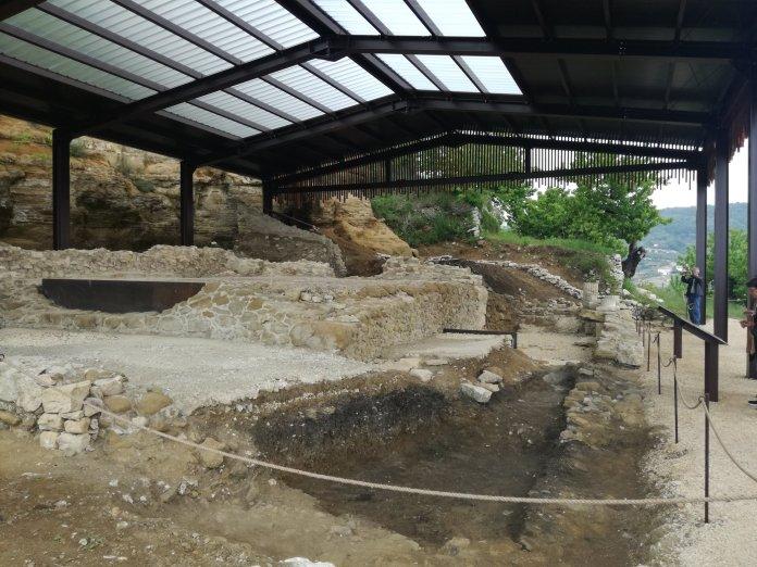 Tempio dedicato a Minerva a Marano