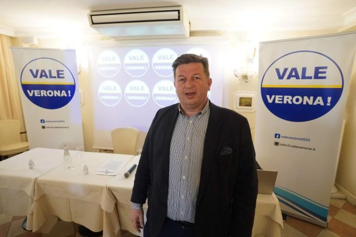 Il consigliere regionale Stefano Valdegamberi.