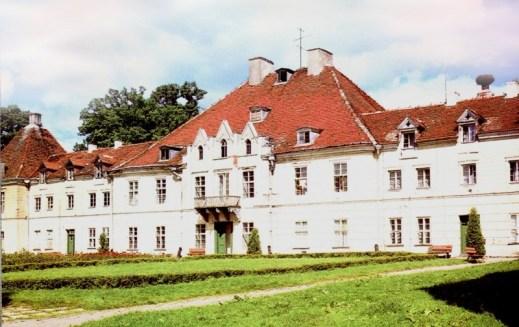 Schloss Steinort, Foto: Brigitte Jäger-Dabek