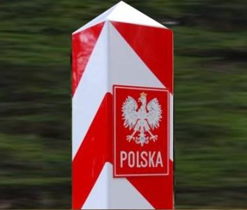 Polnisch-russische Grenze, Foto: B.Jäger-Dabek