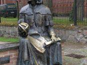 Nikolaus Kopernikus, Olsztyn, Foto: Brigitte Jäger-Dabe