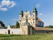 Wallfahrtskirche Krosno, Foto: Adam Kliczek / Wikipedia, licence: CC-BY-SA-3.0