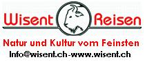 Wisent Reisen Logo