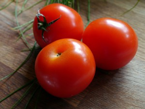 Lycopin in Tomaten