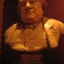 Buste d'Ernest Renan - René de Saint-Marceaux (1883)