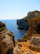 Patara Cliffs