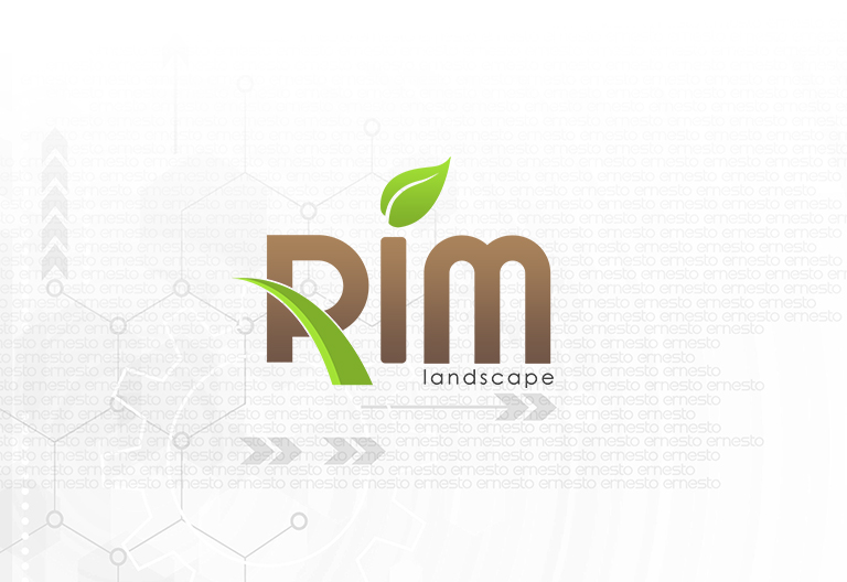 rim landscape logo