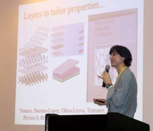 Nanotecnologia, nanociencias, grafeno,
