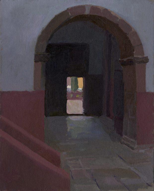 Interior De Oratorio