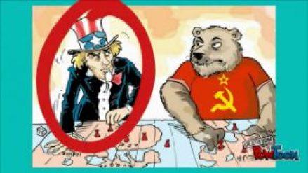 El engaño es utilizado para alcanzar el dominio mundial