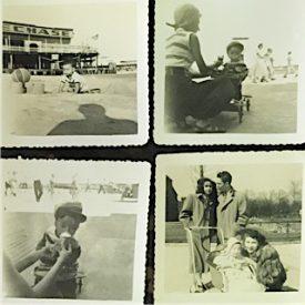 Ernesto Panamá año 1951 Atlantic City