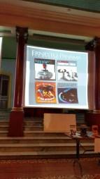 Presentaciones Libros
