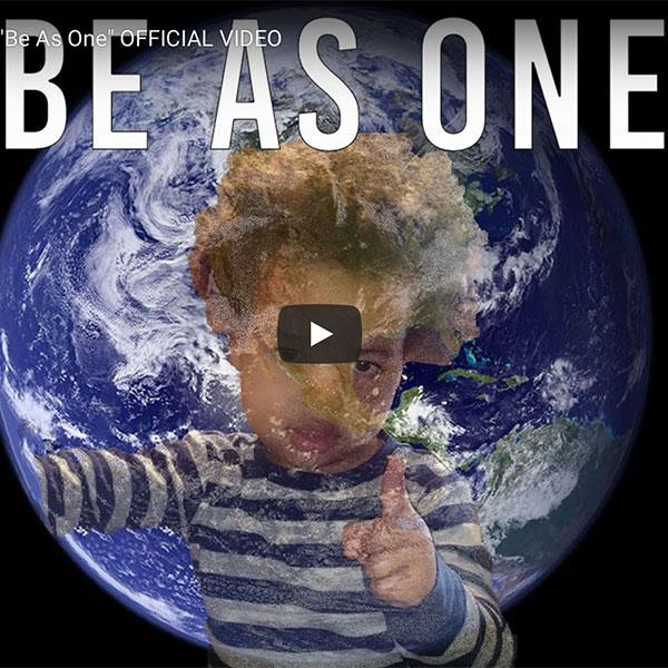 Ernie Hendrickson - Be As One Video