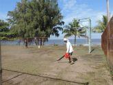 After Basketball Court