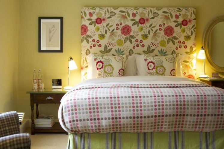 Bedroom at the Bear of Rodborough, Stroud