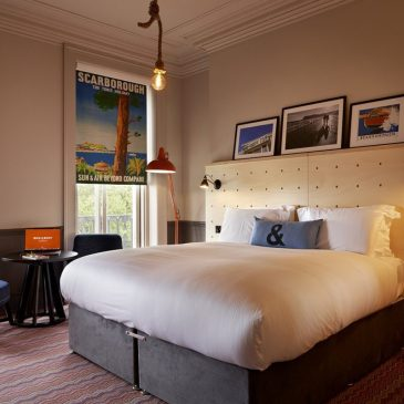 Medium bedroom at Bike & Boot, Scarborough