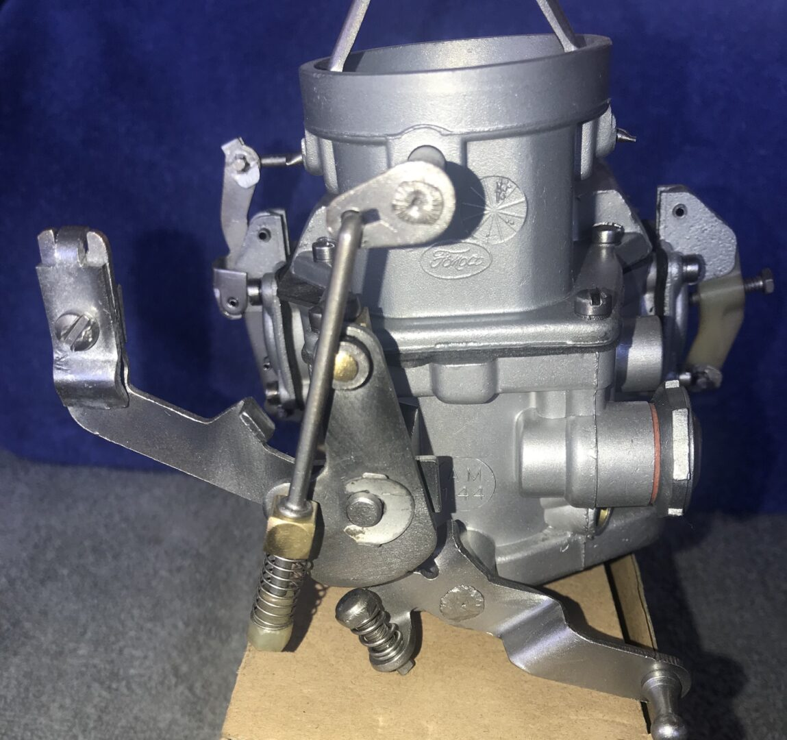 Ford 1bl Carb Manual Choke 1964-1967 (1)