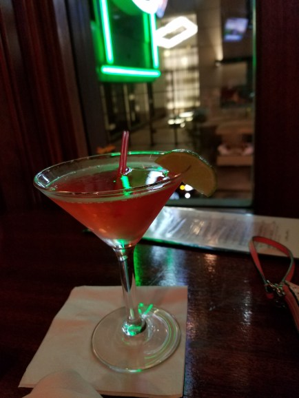 Cosmo at Connolly's Pub