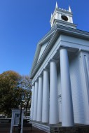 Church in Edgartown