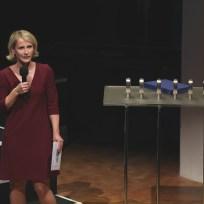 Moderatorin Susan Link, ARD Morgenmagazin