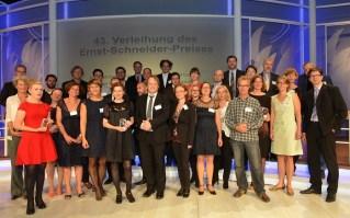 2014 Preisträger und Nominierte