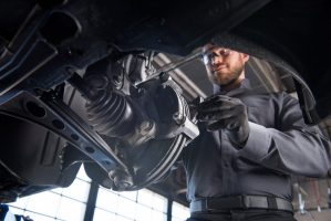 Ernst Auto Group Technician Career
