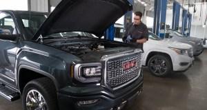 Ernst Auto Group GM Technician