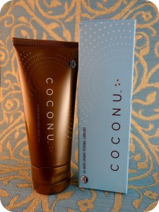 Coconu Oil-Based Lubricant box