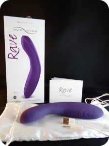 We-Vibe Rave - Packaging