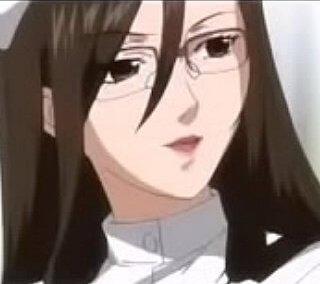 淫乱ナースのエロアニメ画像