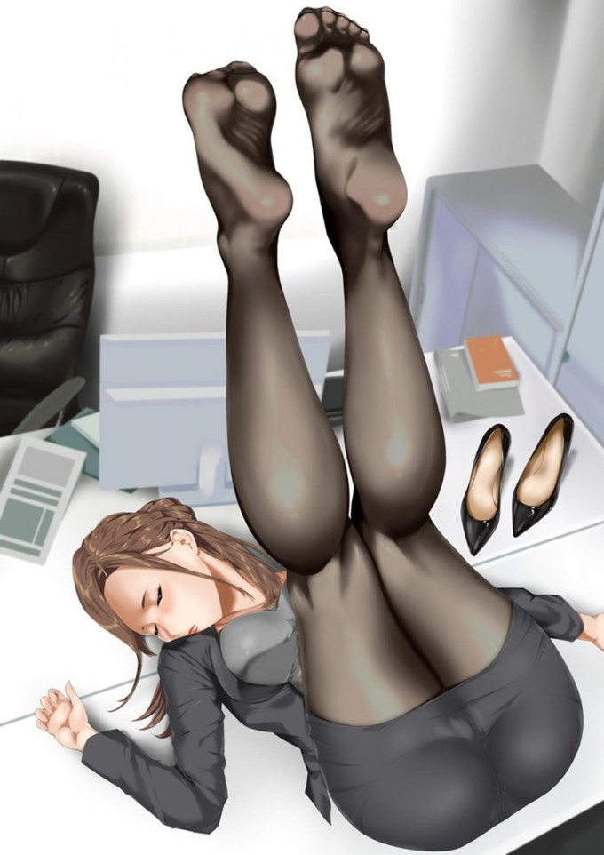 02 - 【二次】ロングヘアー、長髪の女の子のエロ画像 Part1