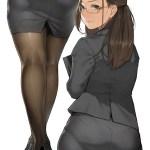 【二次】タイツ、パンストを履いた女の子のエロ画像 Part1
