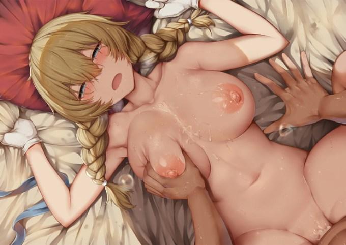 2のエロ画像39 - 【二次】精液をぶっかけ、顔射しているエロ画像 Part2
