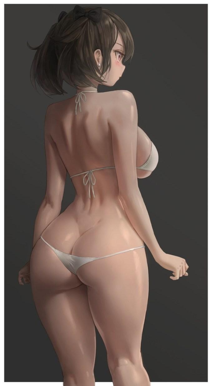 9のエロ画像36 - 【二次】横乳、横から見たおっぱいのエロ画像 Part9