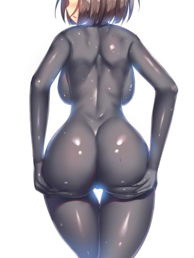 5のエロ画像31 - 【二次】卑猥なボディスーツに身を包んだ女の子のエロ画像 Part5